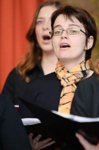 Singen fördert auch die Aufmerksamkeit