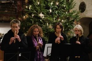 Das Flötenensemble