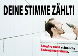 DEINE STIMME ZÄHLT!