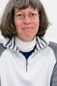 Songfire - Jahreshauptversammlung 2012 - 2. Vorsitzende Dr. Sigrid Benfer