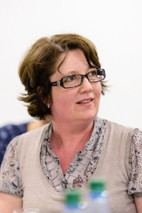 Songfire - Jahreshauptversammlung 2012 - Janet Veitch (1. Sopran)