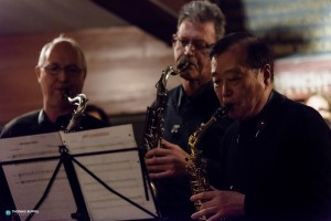Das Saxophon-Trio