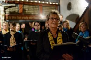 Gedichtvortrag von Jutta Becker-Wolf