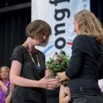Blumen für unsere Frau am Klavier, Anne Rumpf